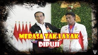 Ketika Jokowi Merasa Tidak Layak Dipuji!