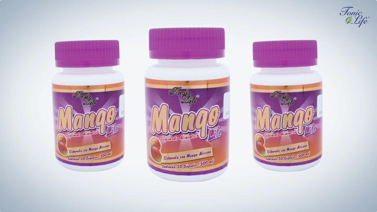 mango para perder de peso