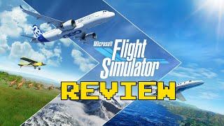 Microsoft Flight Simulator Review (Video Game Video Review)