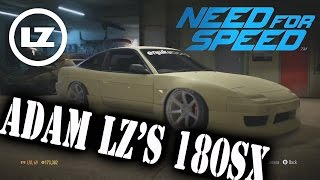 building adam lz s 240sx   need for speed 2015