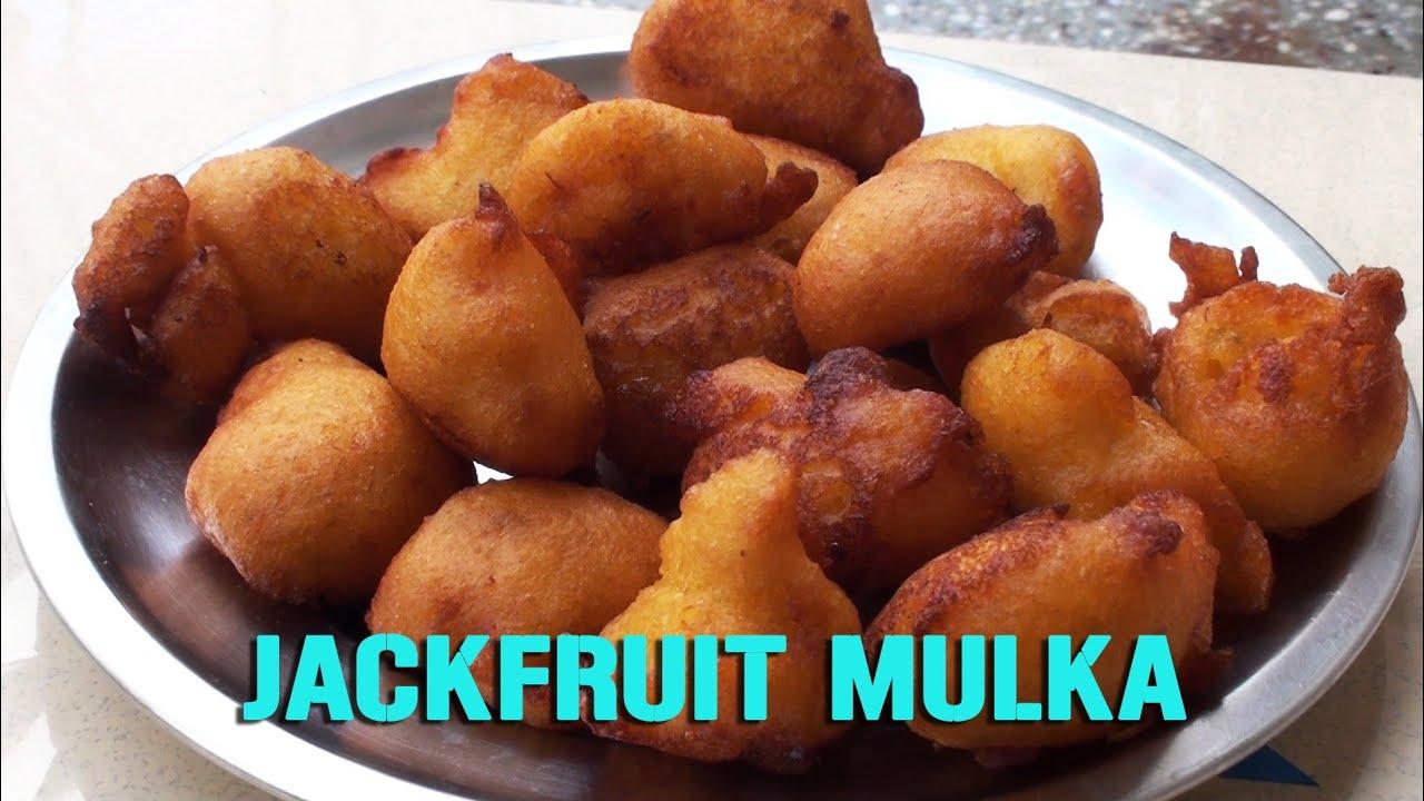 Jackfruit Mulka recipe making