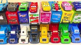 Тачки Мультики Машинки Молния Маквин Игрушки Трейлеры Гонщики Видео для Детей
