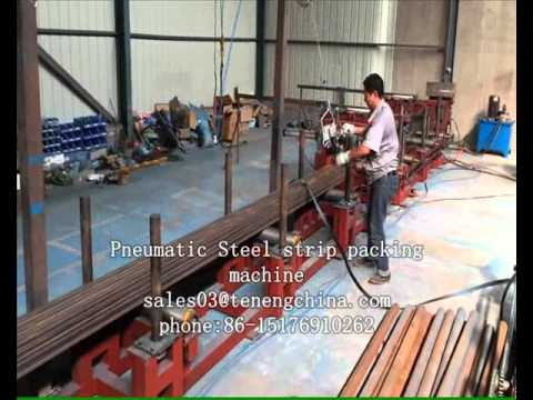 Split pneumatic steel strapping tool, Steel strip packing machine