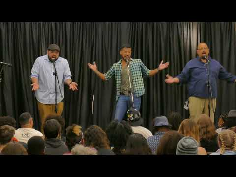 2017 National Poetry Slam Group Piece Finals - PuroSlam