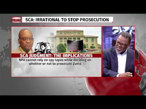Prime discussion | NPA to reconsider president Jacob Zuma's charges