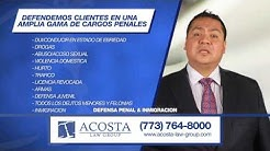 Top Defensa Penal abogados en Chicago | DUI, Drogas y Delito Sexual Abogados | Acosta Law Group