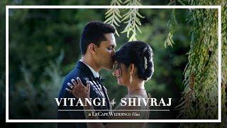 STUNNING Indian Wedding Film at Marriott Chicago O'Hare // Vitangi + Shivraj // Le Cape Weddings