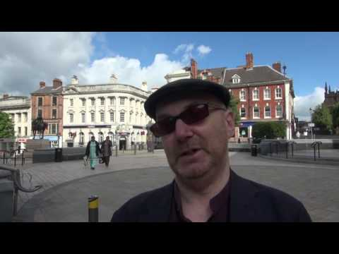 Wolverhampton reacts to Brexit vote