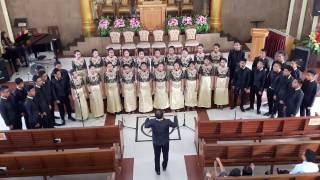 dare to stand the nsa choir