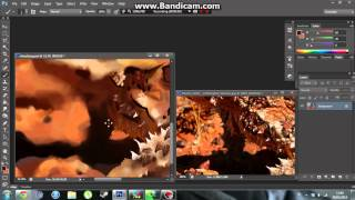IVAN 13120210122 - UAS DIGITAL PAINTING - THORNY DEVIL + REDESIGN
