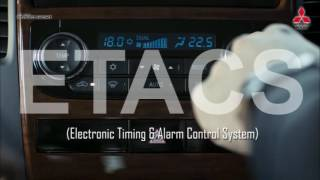 ETACS All New Pajero Sport