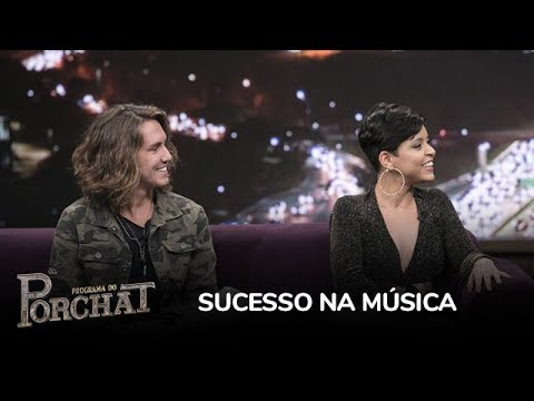 Vitor Kley E Kell Smith Falam Sobre Carreira Musical E Hits