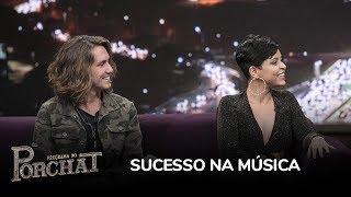 Baixar Vitor Kley e Kell Smith falam sobre carreira musical e hits