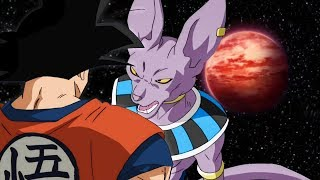 Goku Says _______ is STRONGER Than______*SPOILERS* Dragon Ball Super: BROLY