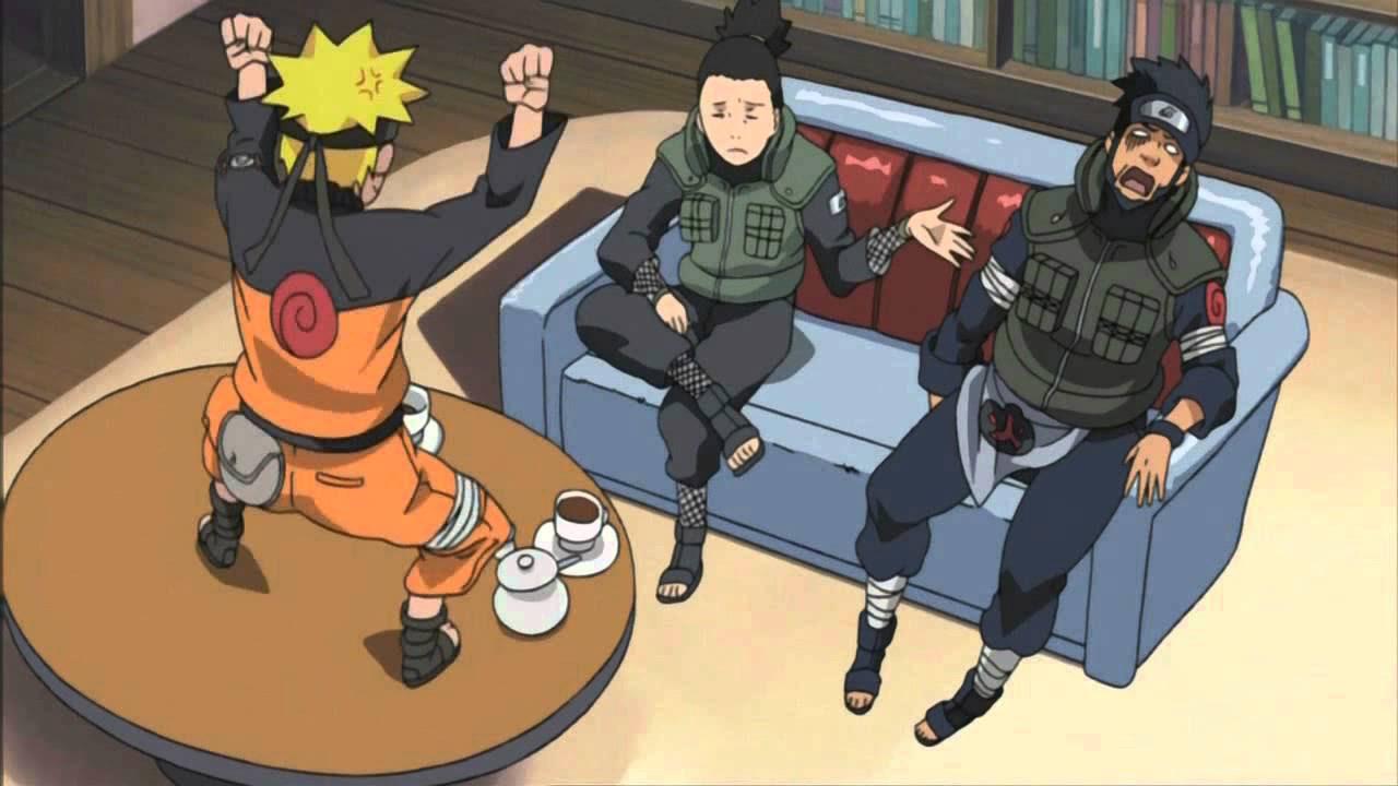 Naruto RediculousMix приколы порусски