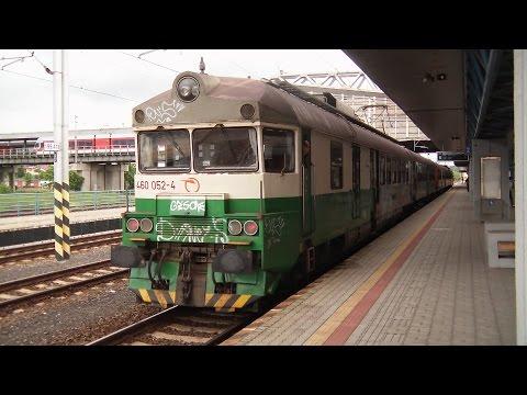 Hlásenie vlaku Os 7813 (Poprad - Košice), Poprad-Tatry