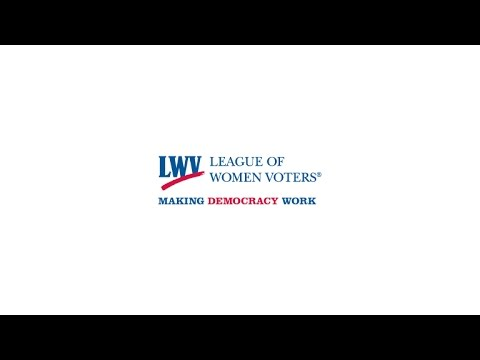 Laramie League of Women Voters - Albany County Commissioners Forum - July 21, 2016