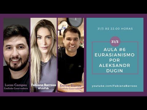 O que é o Eurasianismo - Parte II