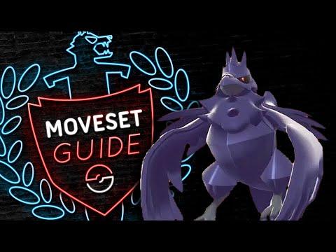 How to use CORVIKNIGHT! GIGANTAMAX Corviknight Moveset Guide! Pokemon Sword and Shield! ⚔️🛡️