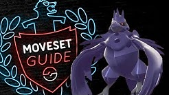 How to use CORVIKNIGHT! GIGANTAMAX Corviknight Moveset Guide! Pokemon Sword and Shield! ⚔️🛡️