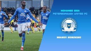 Mohamed Eisa   Goals, Skills, Assists   Peterborough United F.C.   Senior   2019/2020