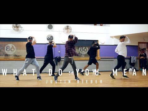 What Do You Mean - Justin Bieber | @RickyCole_mwc Choreography | Youtube Music Lyrics