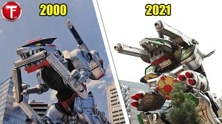 7 Mecha Dinosaurus di Super Sentai Non-Dinosaurus