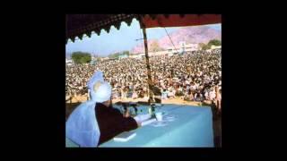 Jalsa Salana Rabwah Pakistan 1982 Concluding Address by Hadhrat Mirza Tahir Ahmad (rh)