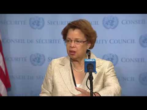 Sandra Honoré (MINUSTAH) on the situation in Haiti - Security Council Media Stakeout (11 April 2017)