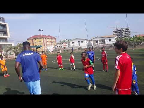 Astros football academy training Ghana 124