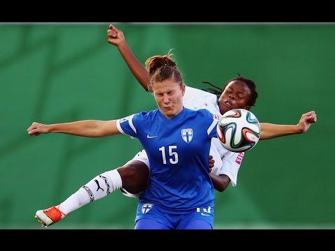 Ghana V. Finland, Canada 2014 HIGHLIGHTS