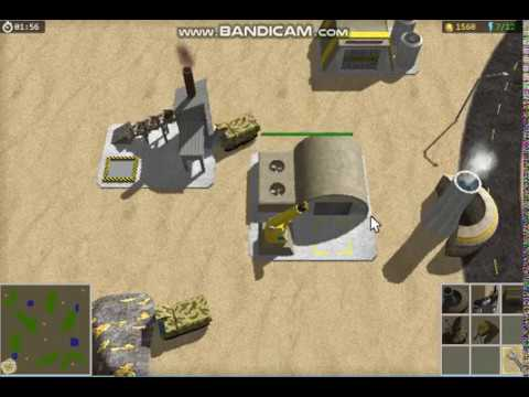 Battle Tank 3 --- An open source RTS game made with pure Java