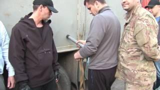 Из Чернобыля Камазами везут радиоактивный металл
