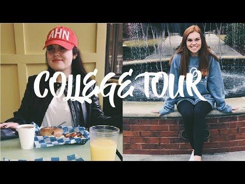 Georgia College Tour Vlog 2017