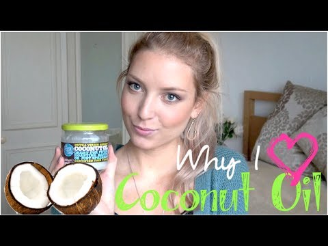 Why I Love Coconut Oil ♡ Its Many Uses & Benefits!!