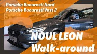 NOUL SEAT Leon - Premiera in Romania - Prezent la PBN & PBV2