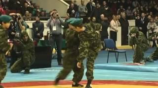 В Петербурге состоялся турнир по самбо памяти бойцов 6-й роты ВДВ