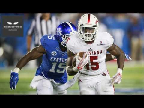 Is Elijah McGuire a discount Alvin Kamara in the NFL Draft?