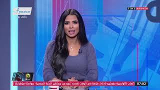 تهنئة اللجنة المنظمة للشعب المصري والكشف عن ترتيبات اليوم الختامي فى بطولة أفريقيا تحت 23 عاما - 7X7