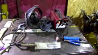 TIG Сварка алюминия на постоянном токе, обычным инвертором  DC.(Как сварить алюминий простым инвертором? Всё просто!, 2016-05-20T11:01:25.000Z)