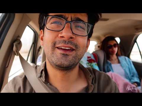 Vlog 05 // MY OMAN TRIP (Part 2) | Sushi, Falafel, Sinkhole & Wadi Shab