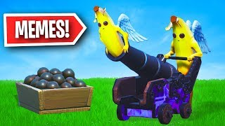 "THE MEME CANNON! *hilarious!* | ""Fortnite Season 8"""