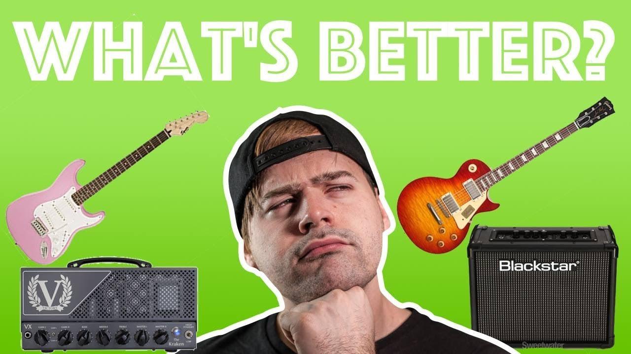 good guitar bad amp vs bad guitar good amp youtube. Black Bedroom Furniture Sets. Home Design Ideas