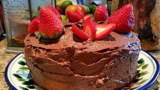 How to Make Mexican Chocolate Cake