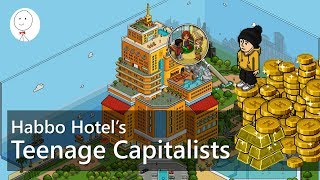 How Habbo Hotel Turned Its Players Into Ruthless Teenage Capitalists