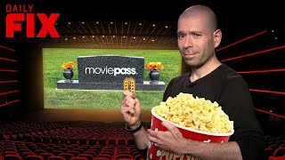 MoviePass Might Have Run Out of Time - IGN Daily Fix thumbnail