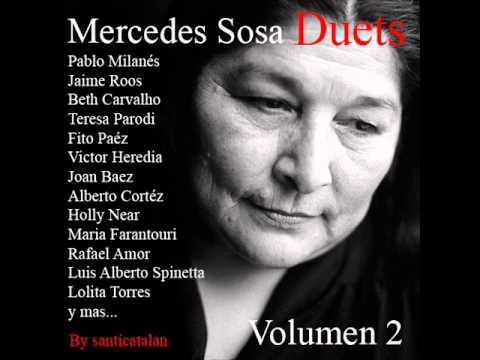 """Mercedes Sosa """"Duets"""""""