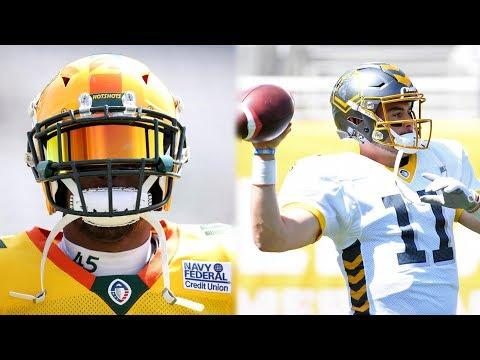 San Diego Fleet vs. Arizona Hotshots | AAF Week 7 Game Highlights