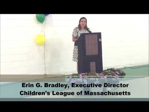 Erin G  Bradley 2016 Commencement Address to Wayside Academy