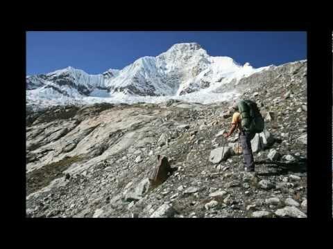 Trek de la Alta Via, Cordillère Blanche, Pérou